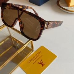 1:1 original leather Louis Vuitton sunglasses for sale Z1258W 01330 top quality