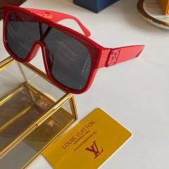 1:1 original leather Louis Vuitton sunglasses for sale Z1258W 01329 top quality