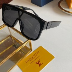 1:1 original leather Louis Vuitton sunglasses for sale Z1258W 01328 top quality