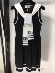 1:1 original leather Chanel dress chanel women clothes 01354 top quality
