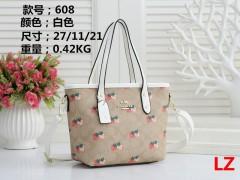 Cheap coach tote shoulder bag for sale 01395 good quality