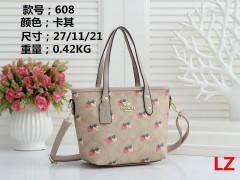 Cheap coach tote shoulder bag for sale 01396 good quality
