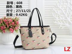 Cheap coach tote shoulder bag for sale 01393 good quality