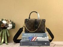 1:1 Original leather Louis Vuitton tote bag locky bb M56319/M48818 01493 top quality