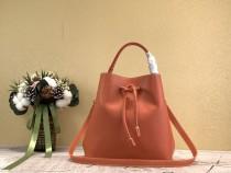 1:1 Original leather Louis Vuitton tote bag lockme bucket bag M45396 01484 top quality