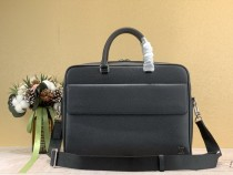 1:1 Original leather Louis Vuitton men tote bag alex taiga breifcase for sale M30440 01483 top quality