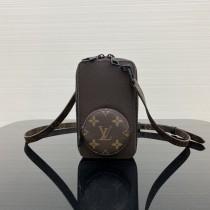 1:1 Original leather louis vuitton camera bag mobile phone bag M30581 01519 top quality