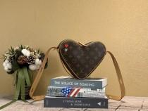 1:1 Original leather louis vuitton shoulder/cross body bag M45149 01521 top quality
