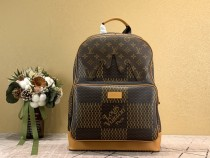 1:1 Original leather louis vuitton tote bag campus backpacks N40380 01523 top quality