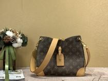 1:1 Original leather louis vuitton shoulder bag odeon pm M45354/M45353/M45355 01559 top quality