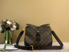 1:1 Original leather louis vuitton shoulder bag odeon pm M45354/M45353/M45355 01558 top quality