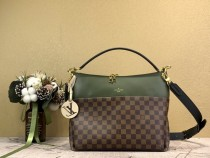 1:1 Original leather louis vuitton tote shoulder bag maida N40366/N40369 01569 top quality