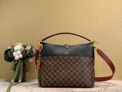 1:1 Original leather louis vuitton tote shoulder bag maida N40366/N40369 01568 top quality