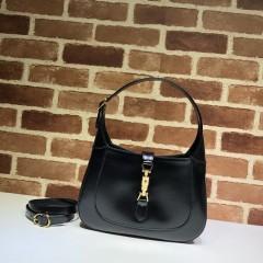 1:1 Original leather Gucci tote shoulder bag sale #636709 01584 top quality