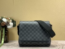 1:1 Original leather louis vuitton new messenger bag N40418 01618 top quality