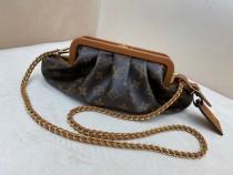 1:1 Original leather louis vuitton shoulder bag M45229 01624 top quality