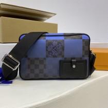 1:1 Original leather louis vuitton messenger bag alpha M40408 01620 top quality