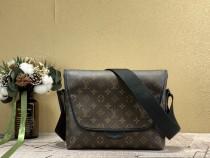 1:1 Original leather louis vuitton new messenger bag M45334/M44223 01617 top quality
