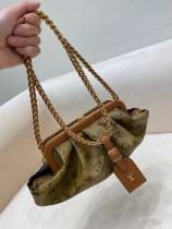 1:1 Original leather louis vuitton shoulder bag M45229 01623 top quality