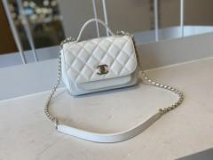 1:1 Original leather Chanel tote shoulder bag A93749 01648 top quality