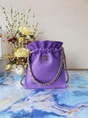 1:1 Original leather Chanel shoulder cross body bag sale 01657 top quality