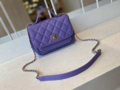 1:1 Original leather Chanel tote shoulder bag A93749 01651 top quality