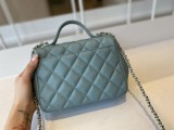 1:1 Original leather Chanel tote shoulder bag A93749 01647 top quality