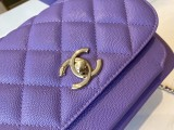 1:1 Original leather Chanel tote shoulder bag A93749 01651 top quality