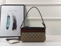 1:1 Original leather Gucci shoulder bag for sale #145970 01643 top quality