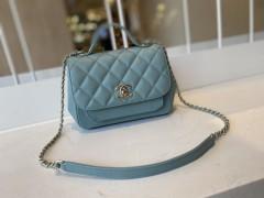 1:1 Original leather Chanel tote shoulder bag A93749 01647 top quality