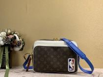 1:1 Original leather louis vuitton messenger shoulder bag M85141 01692 top quality