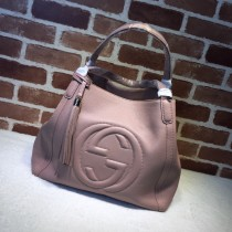 1:1 Original leather gucci tote bag sale #282309 01714 top quality