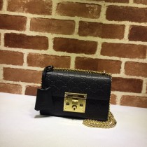 1:1 Original leather gucci cross body/shoulder bag sale #409487 01721 top quality