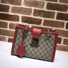 1:1 Original leather gucci shoulder bag for sale #498156 01747 top quality