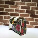 1:1 Original leather gucci shoulder bag for sale #498156 01744 top quality