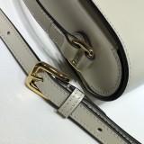 1:1 Original leather gucci cross body bag #625615 01739 top quality