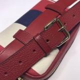 1:1 Original leather gucci pocket bag purse bag #517076 01751 top quality