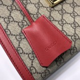 1:1 Original leather gucci shoulder bag for sale #498156 01747 top quality