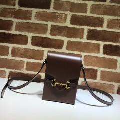 1:1 Original leather gucci cross body bag #625615 01740 top quality