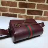1:1 Original leather gucci pocket bag purse bag #517076 01753 top quality