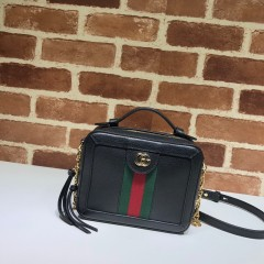 1:1 Original leather gucci tote bag #602576 01741 top quality