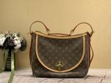1:1 Original leather louis vuitton shoulder bag sale M40075/M51423 01754 top quality