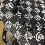 1:1 Original leather louis vuitton tote backpacks mini bag N60453 01765 top quality