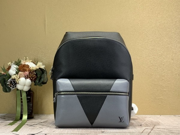 1:1 Original leather louis vuitton tote backpack bag discovery M30728/M30735 01761 top quality