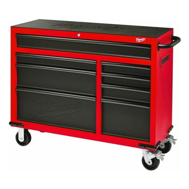 Heavy-duty, Drawer 16 Tool Chest 46 In. and Rolling Cabinet Set