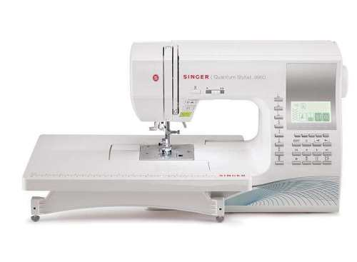 Quantum Stylist™ 9960 Sewing Machine Open Box
