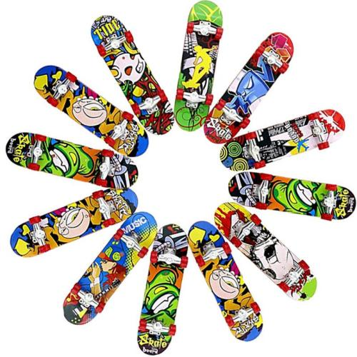Finger Skateboards Game Toys Skate Park Kids Toy