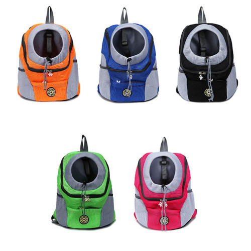 Portable Outdoor Travel Backpack Pet Carrying Bag