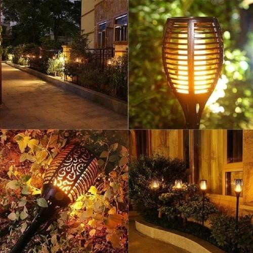 Waterproof Shelop Solar Torch Light(Buy 4 Free Shipping)