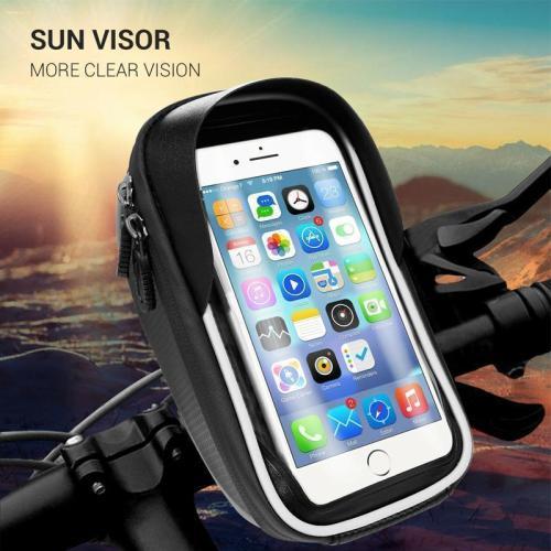 Bicycle/Motorcycle Waterproof Phone & Wallet Holder